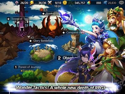 Wonder Tactics