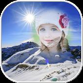 App Snow Hills Photo Montage APK for Windows Phone