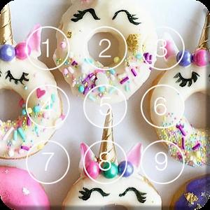 Donut Unicorn Sweet Screen Lock For PC / Windows 7/8/10 / Mac – Free Download
