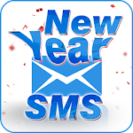 New Year SMS Icon