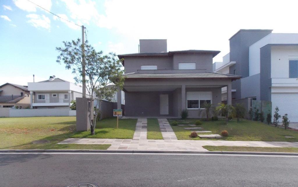 Casa 3 Dorm, Alphaville, Gravataí (CA0899)