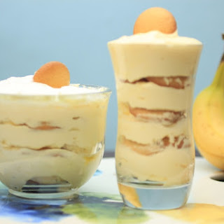 Decadent Banana Pudding, Adapted from Magnolia Bakery's