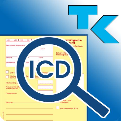 ICD-10 Diagnoseauskunft (app)