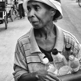 homelessness by Stanley P. - People Street & Candids