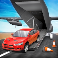 Cargo Plane Car transporter 3D For PC (Windows And Mac)