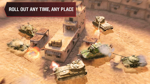 World of Tanks Blitz screenshot 14