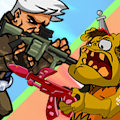 Download People VS Zombies 2 : Battle APK