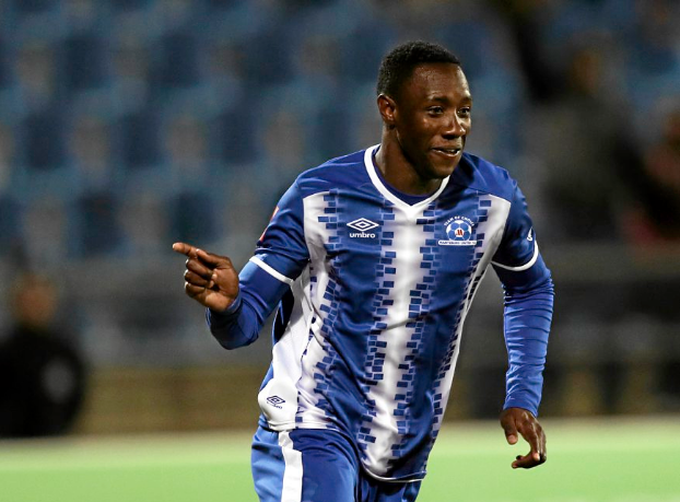 Chiefs to raid Maritzburg for striker Evans Rusike