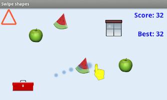 Screenshot of Geometric shapes