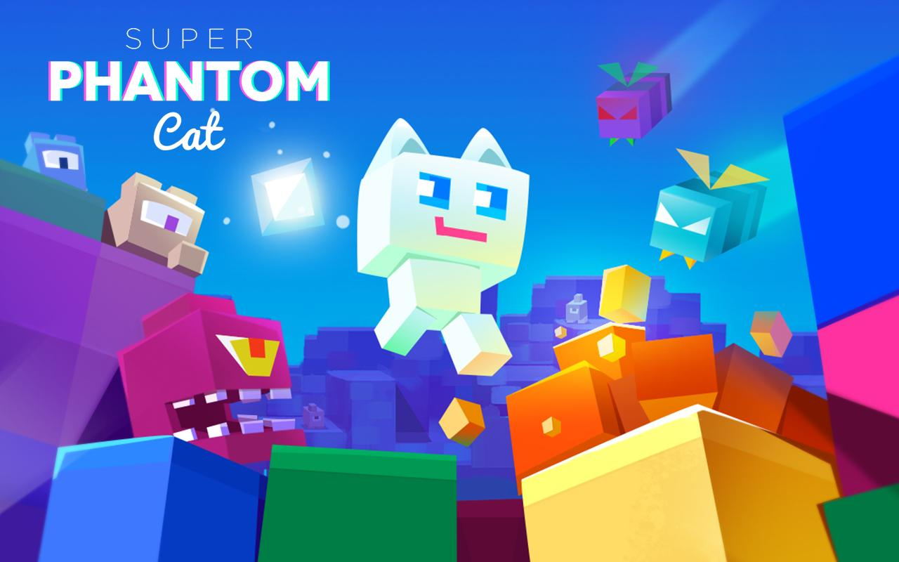 Super Phantom Cat Screenshot 5