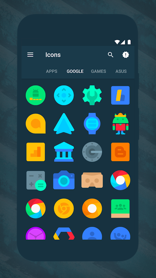 Aivy - Icon Pack Screenshot 2
