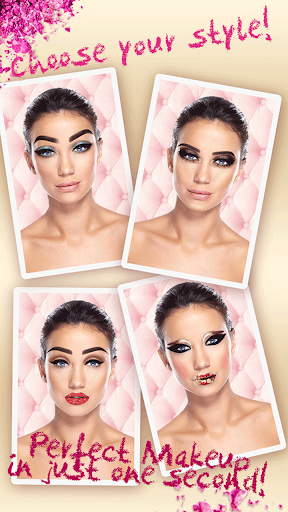 Selfie Makeup Beauty App