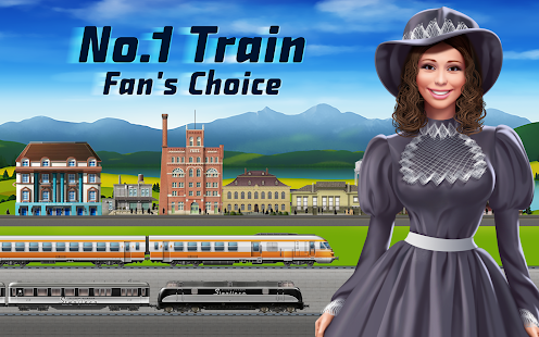 TrainStation - Game On Rails APK for Bluestacks