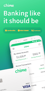 Chime - Mobile Banking for pc