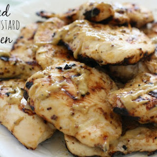 Dijon Mustard Chicken Sour Cream Recipes