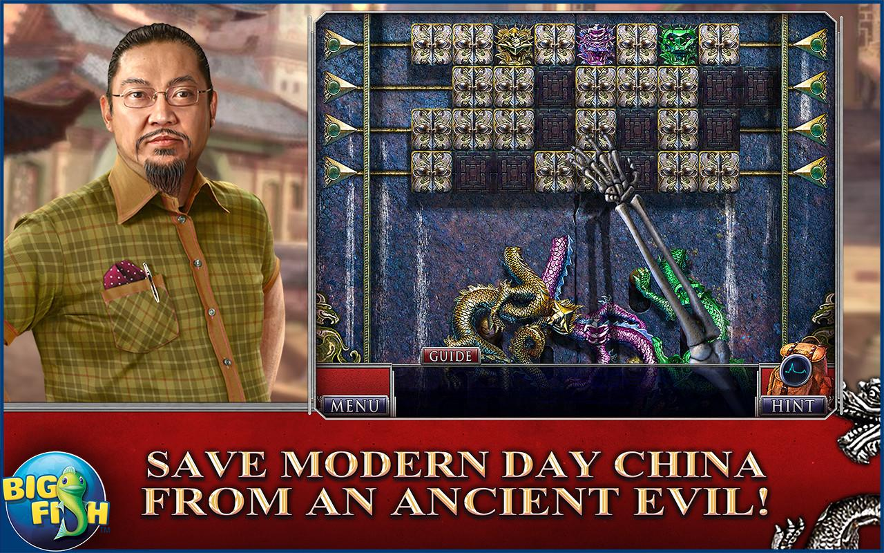 Hidden Expedition: The Eternal Emperor Screenshot 2