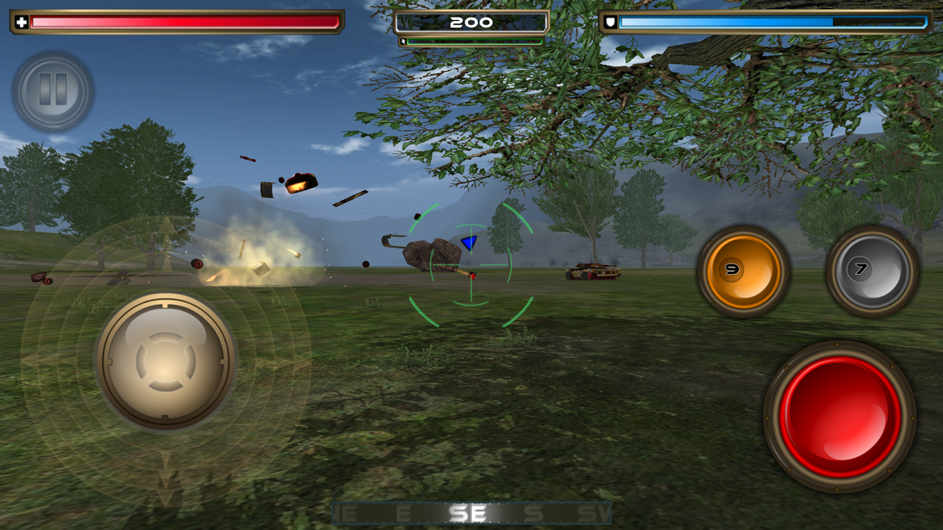 Tank Recon 2 Screenshot 14