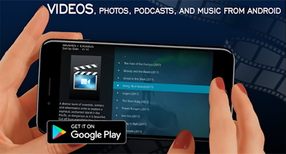 App free kodi streamings & addons APK for Windows Phone