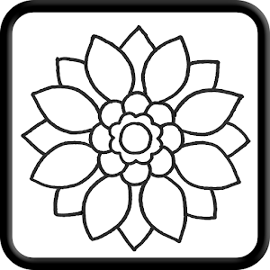App Mandala Coloring Book APK For Windows Phone