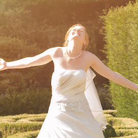 by Patrick Krekels - Wedding Bride