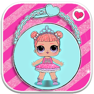LQL Game Of Collectible Ball : Dolls Surprise POP Online PC (Windows / MAC)