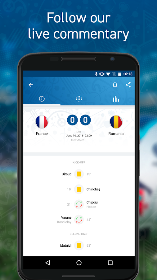 Euro Live PRO — Without ads Screenshot 3