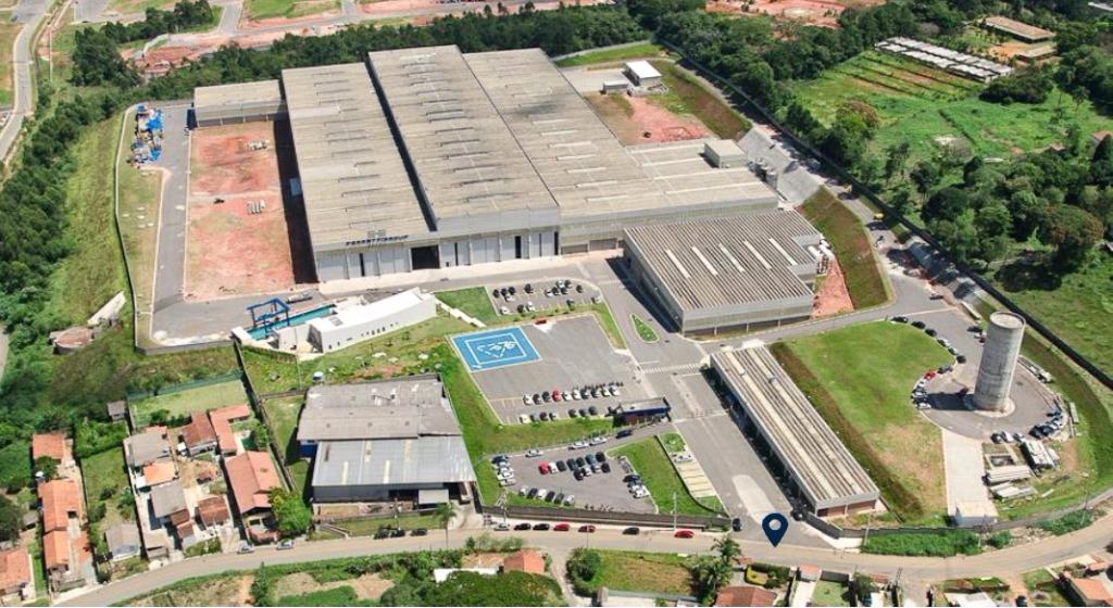 Galpão industrial para locação, Centro (Vargem Grande Paulista), Vargem Grande Paulista.