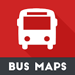 London Bus Maps & Live Timing 2017 Icon