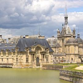Castle by Alin Gavriluta - Buildings & Architecture Public & Historical