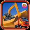 Sand Excavator Simulator 2016