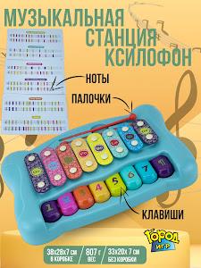 Музыкальные инструменты серии Город Игр, GN-12605