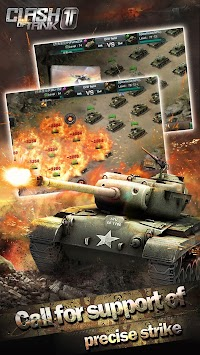 Clash Of Tank APK screenshot thumbnail 13