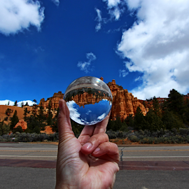 Bryce Canyon by Dipali S - Artistic Objects Other Objects ( cliffs, stone, rock, vibrant, geology, spiritual, iconic, nature, bryce, orange, national, canyon, windows, tourism, stacks, paria, pinnacles, roadway, landmark, environment, cathedral, western, tunnel, america, highway, erosion, colorful, vivid, sandstone, road, old west, usa, towers, formations, southwest, ecology, chimney, desert, park, scenic, amazing, southwestern, red, color, utah, spires, vista, arches, summer, hoodoos )