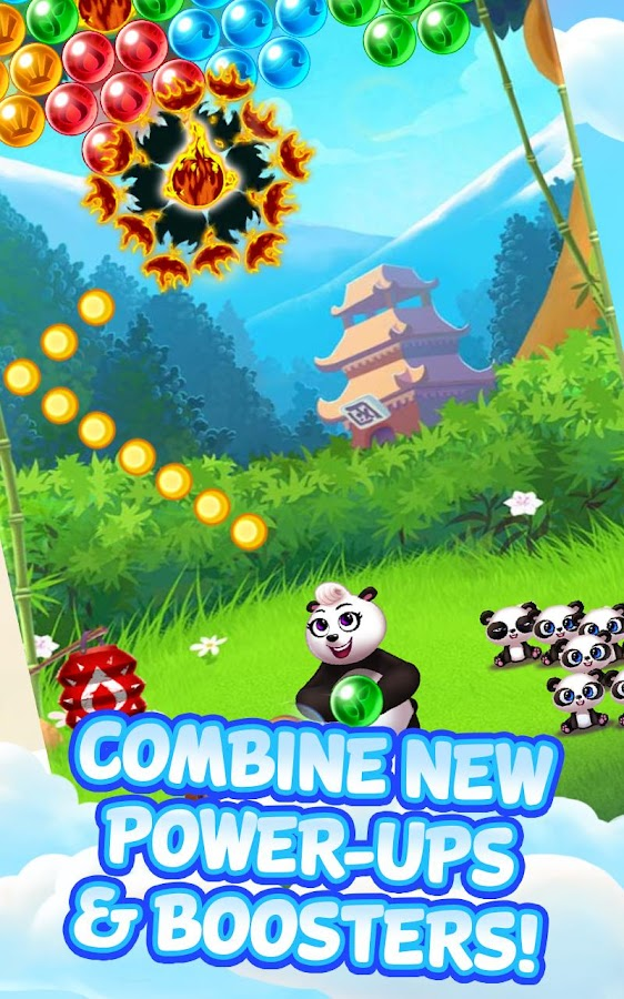 Panda Pop Screenshot 2