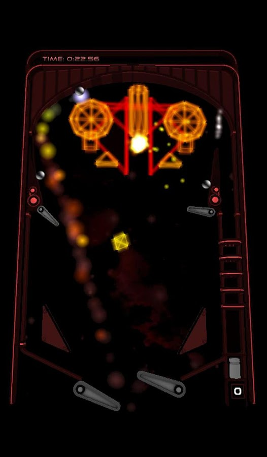 Hyperspace Pinball Screenshot 1