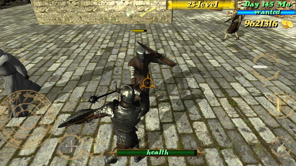 Deadly Medieval Arena Screenshot 0
