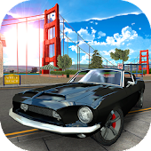 Free Car Driving Simulator: SF APK for Windows 8