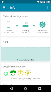 PingTools Network Utilities for Lollipop - Android 5.0
