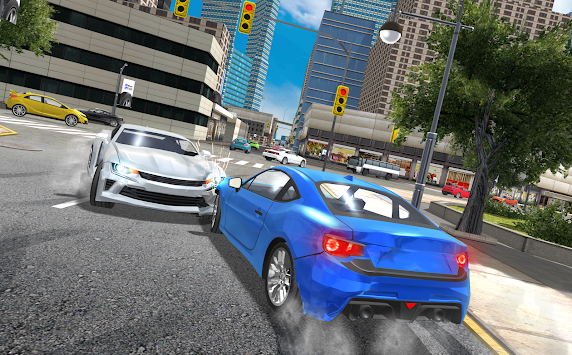 Car Driving Simulator Drift By AxesInMotion Racing APK screenshot thumbnail 2