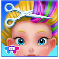 Crazy Hair Salon-Girl Makeover APK baixar