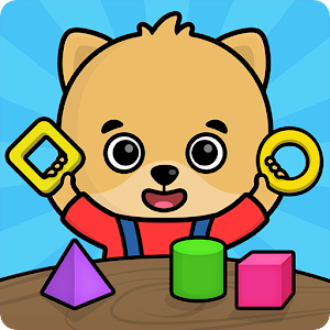 Toddler games for 2-5 year olds Online PC (Windows / MAC)