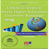 App UNESCO University Ranking apk for kindle fire