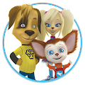 Download Puppies family shopping APK on PC
