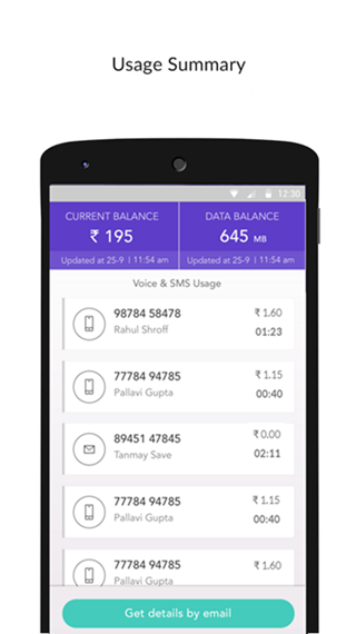 Mobile Recharge App & Plans Screenshot 4