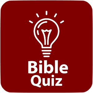 Fun and Educational Endless Bible Quiz with KJV scripture references. APK Icon
