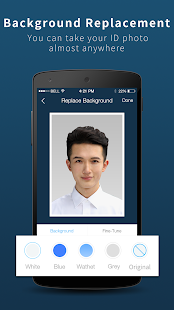 Instant ID Photo Pro - screenshot