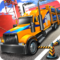 Heavy Car Transport Truck 16 For PC (Windows And Mac)