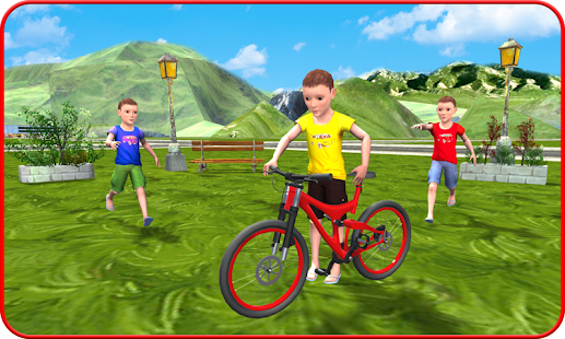Kids Toilet Emergency Sim 3D APK for Bluestacks