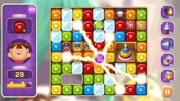 Jewelry Blast : ZOMBIE DUMB apk screenshot
