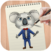 Game Learn How To Draw Sing APK for Kindle